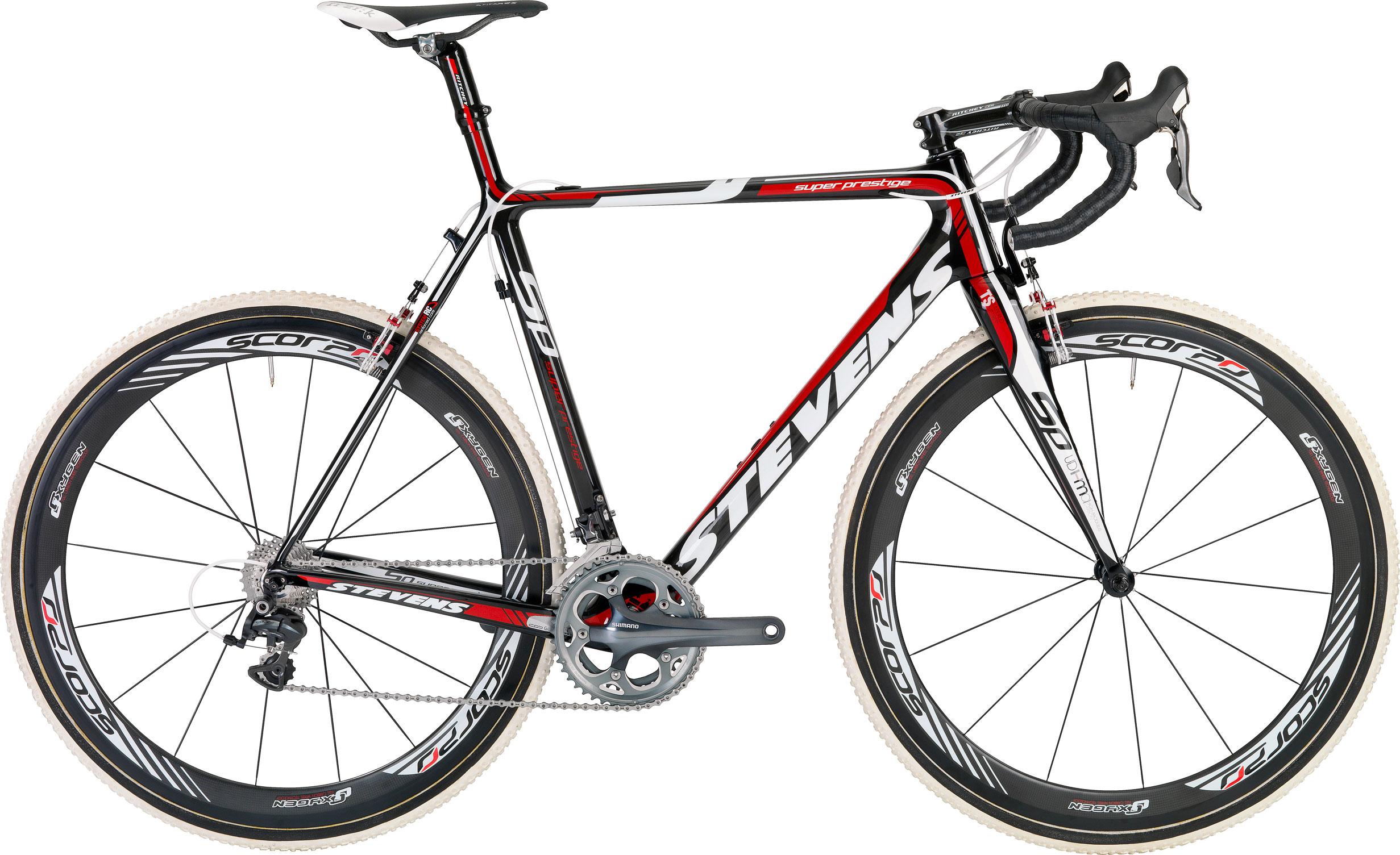 Stevens bikes 2013 super prestige