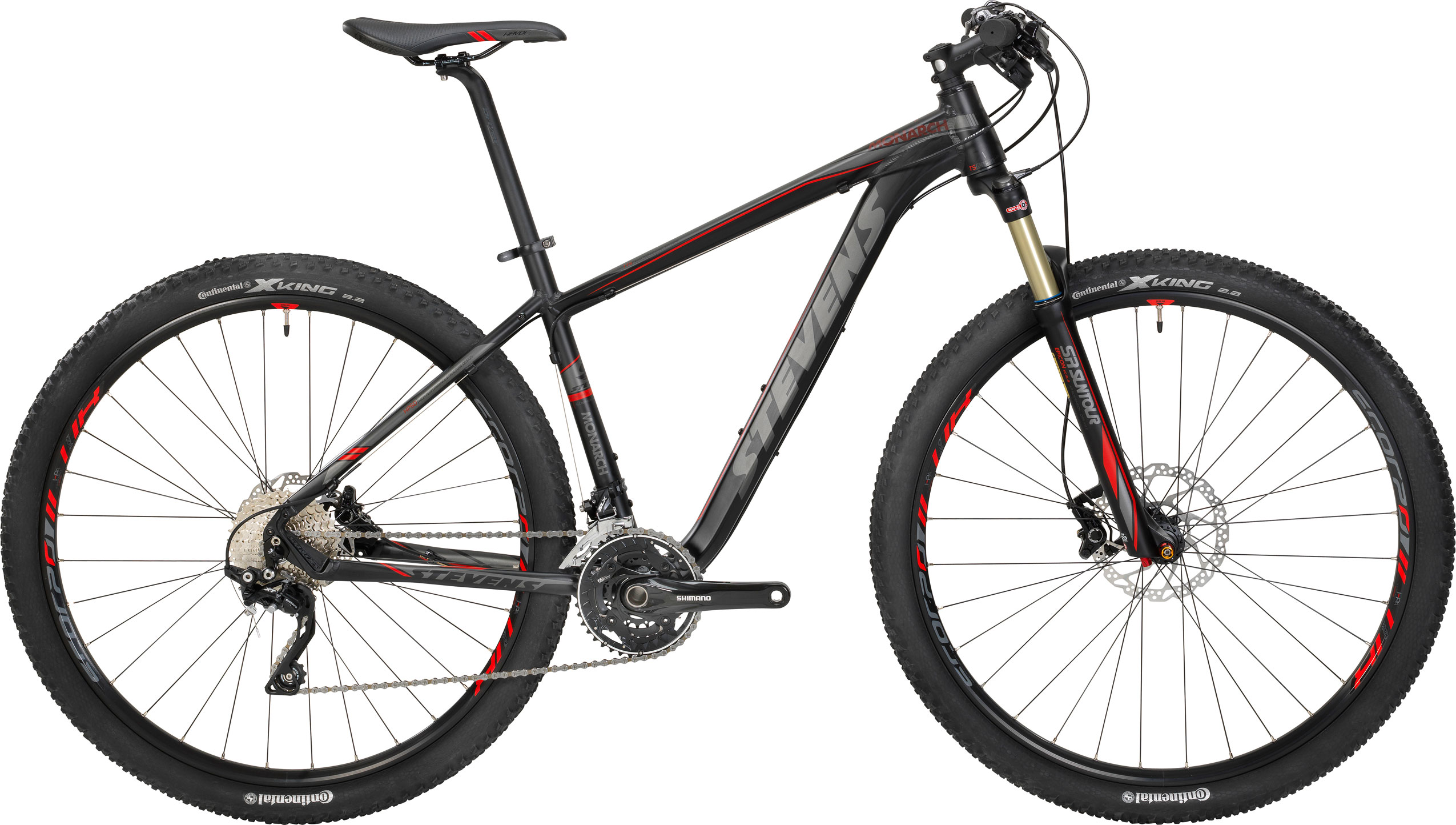 Stevens Bikes 2014 | Monarch Trail