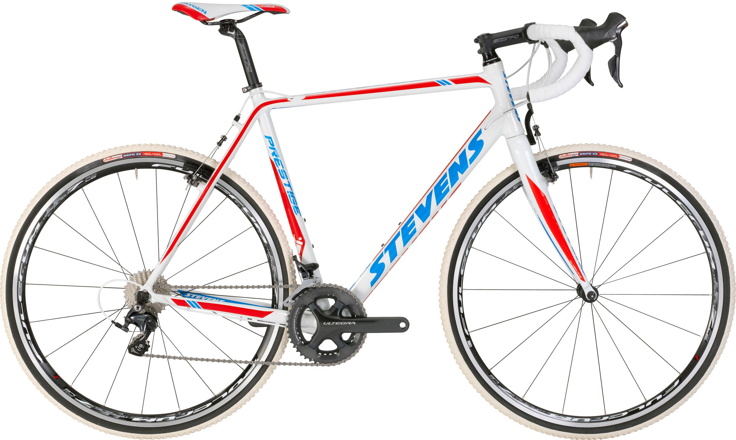 Prestige Stevens Bikes 2015