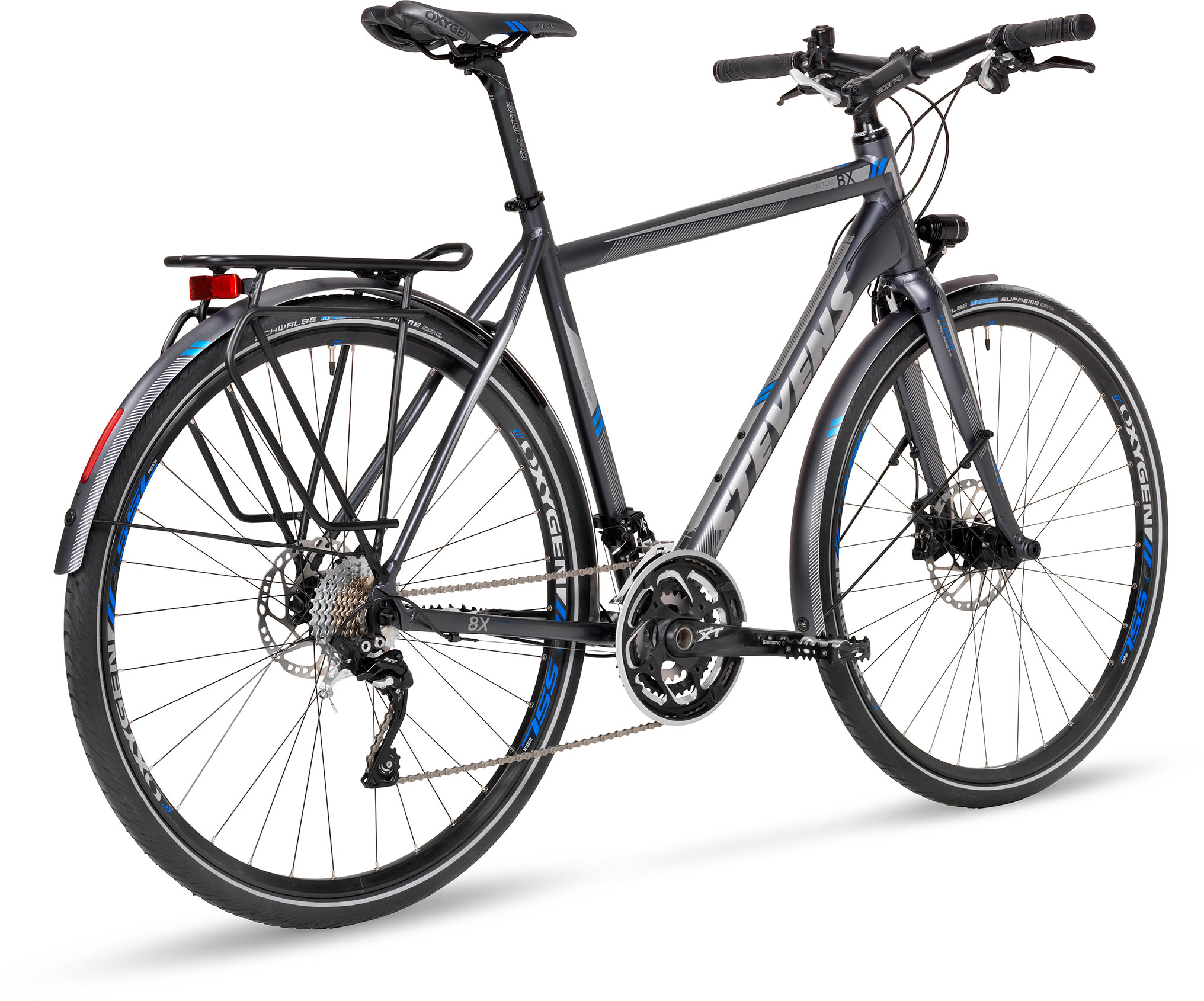 Steel Touring Bike With Disc Brakes Best Brake 2017