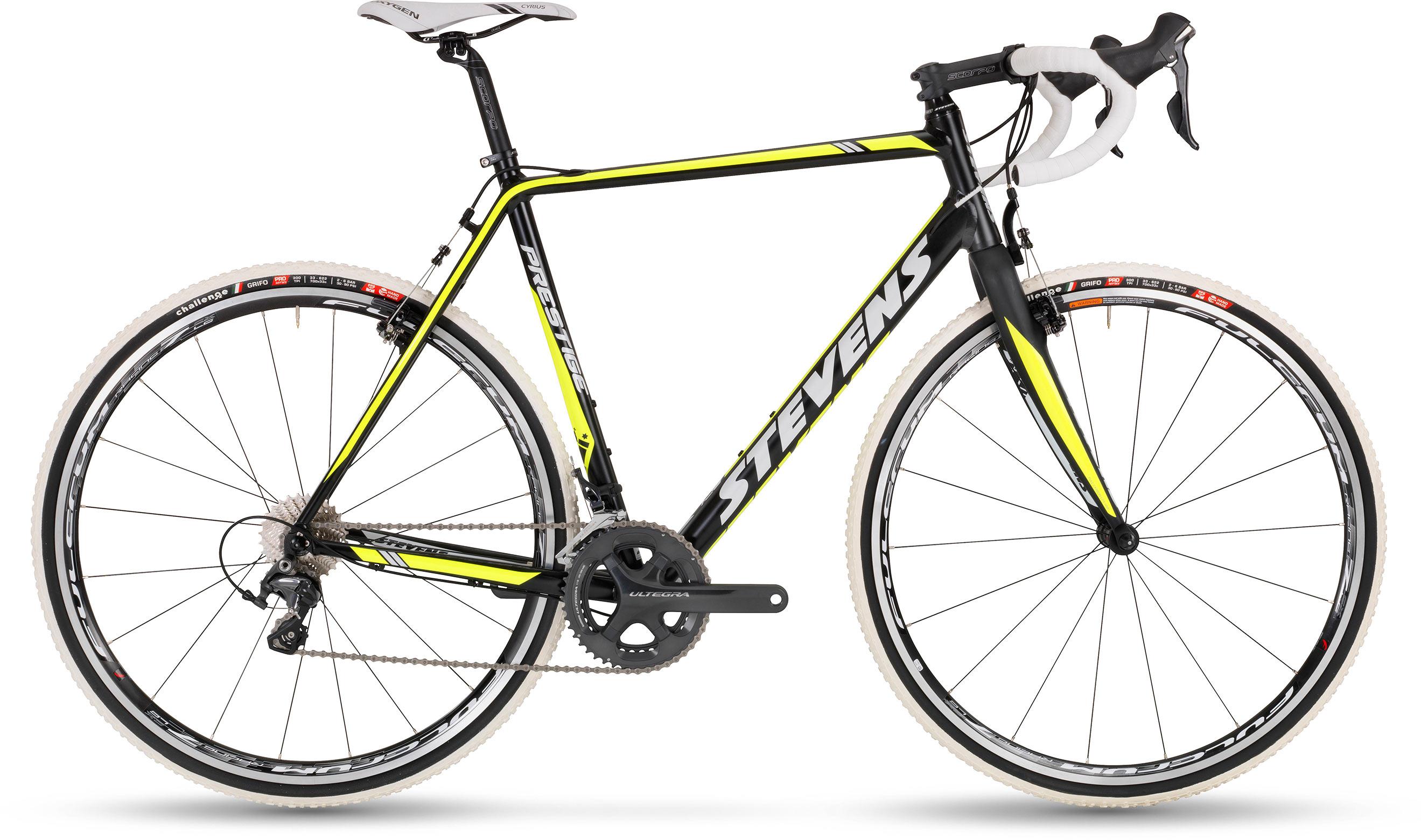 Prestige Stevens Bikes 2016