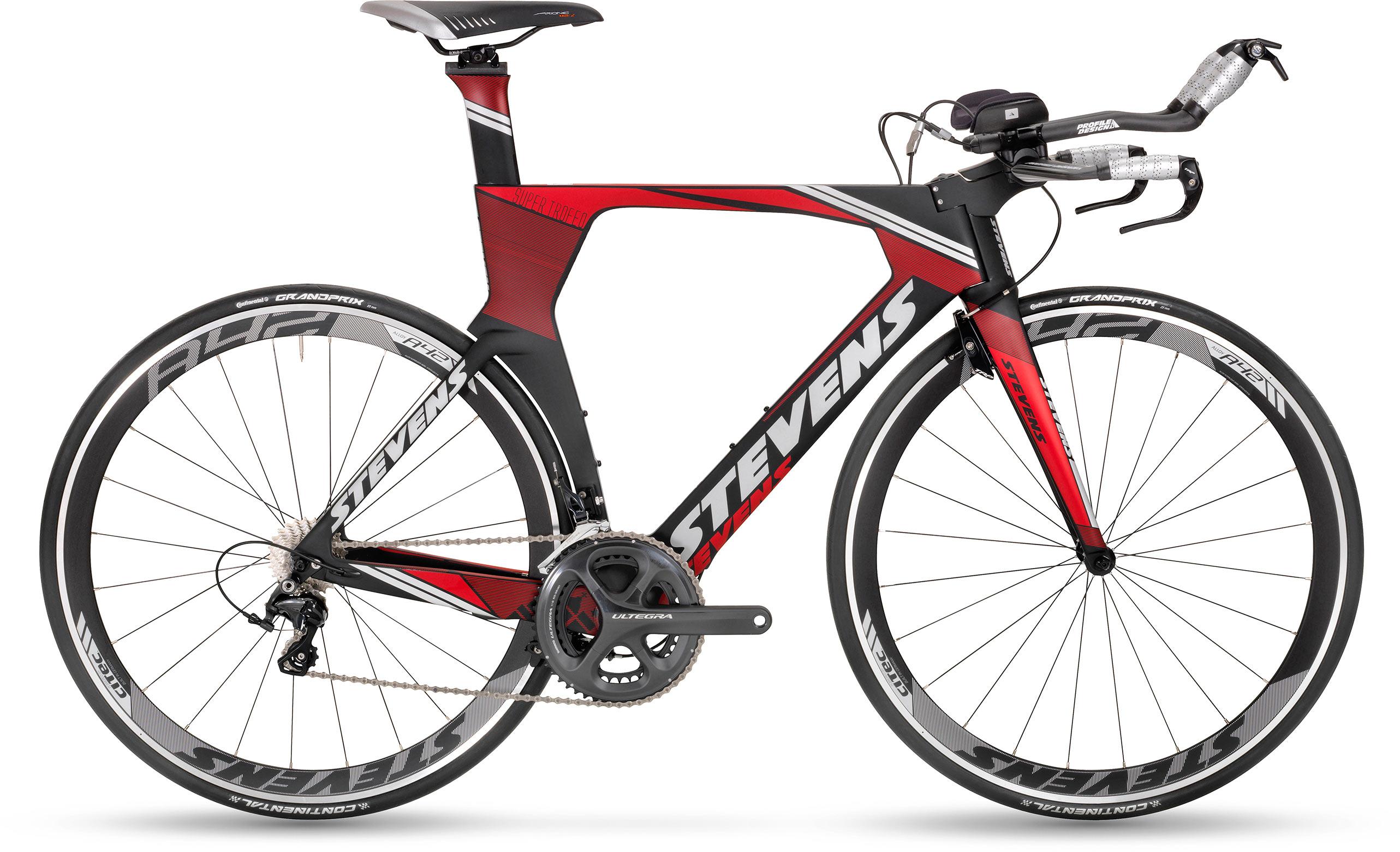 Time Trial Track Stevens Bikes 2016