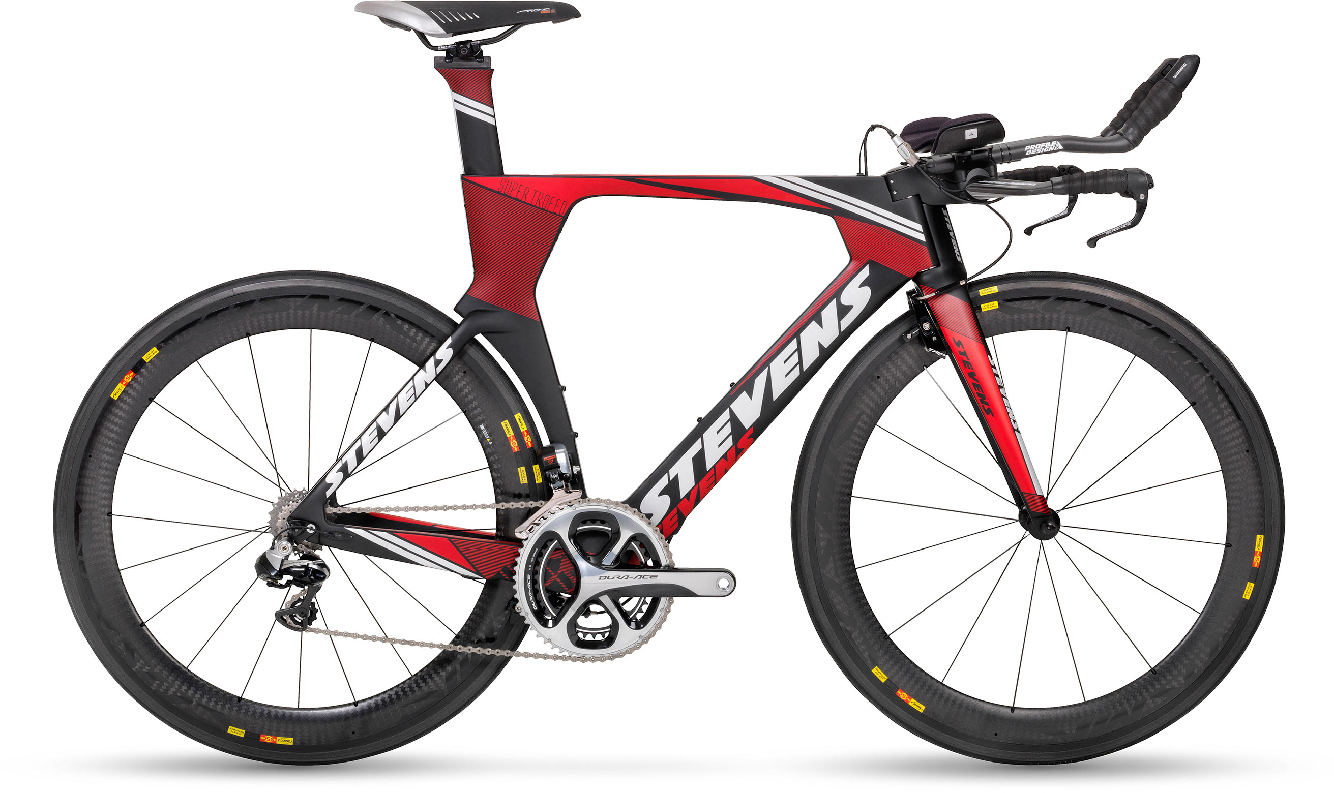 Super Trofeo Stevens Bikes 2016