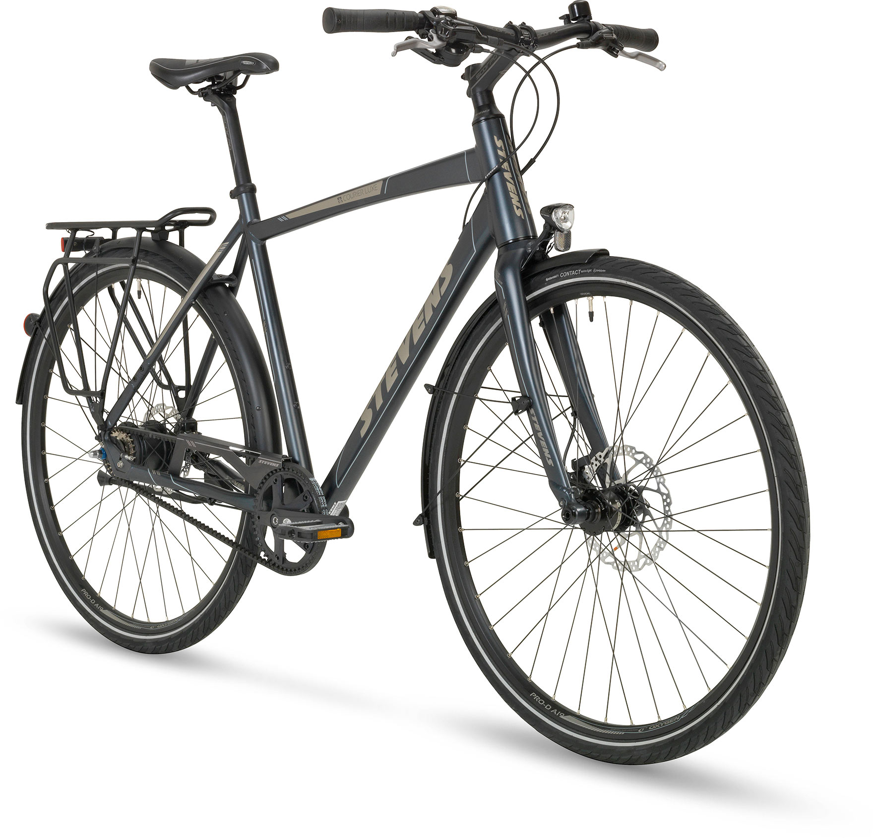 Courier Luxe Gent Stevens Bikes 2017