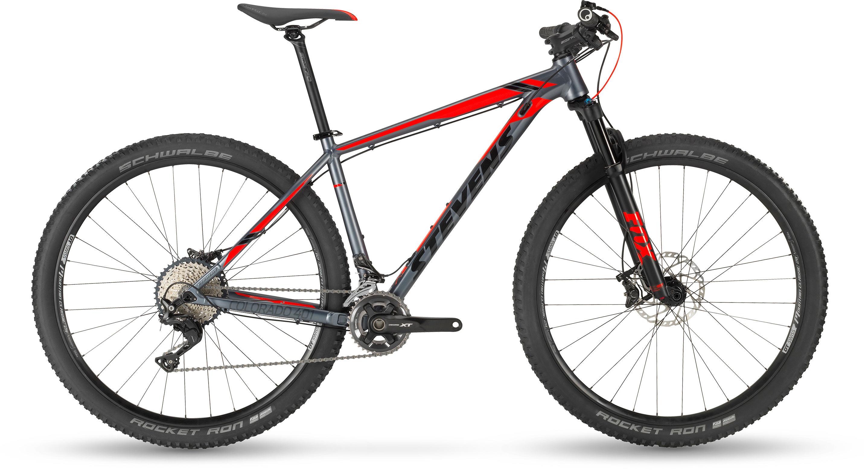 Colorado 401 - Stevens Bikes 2018