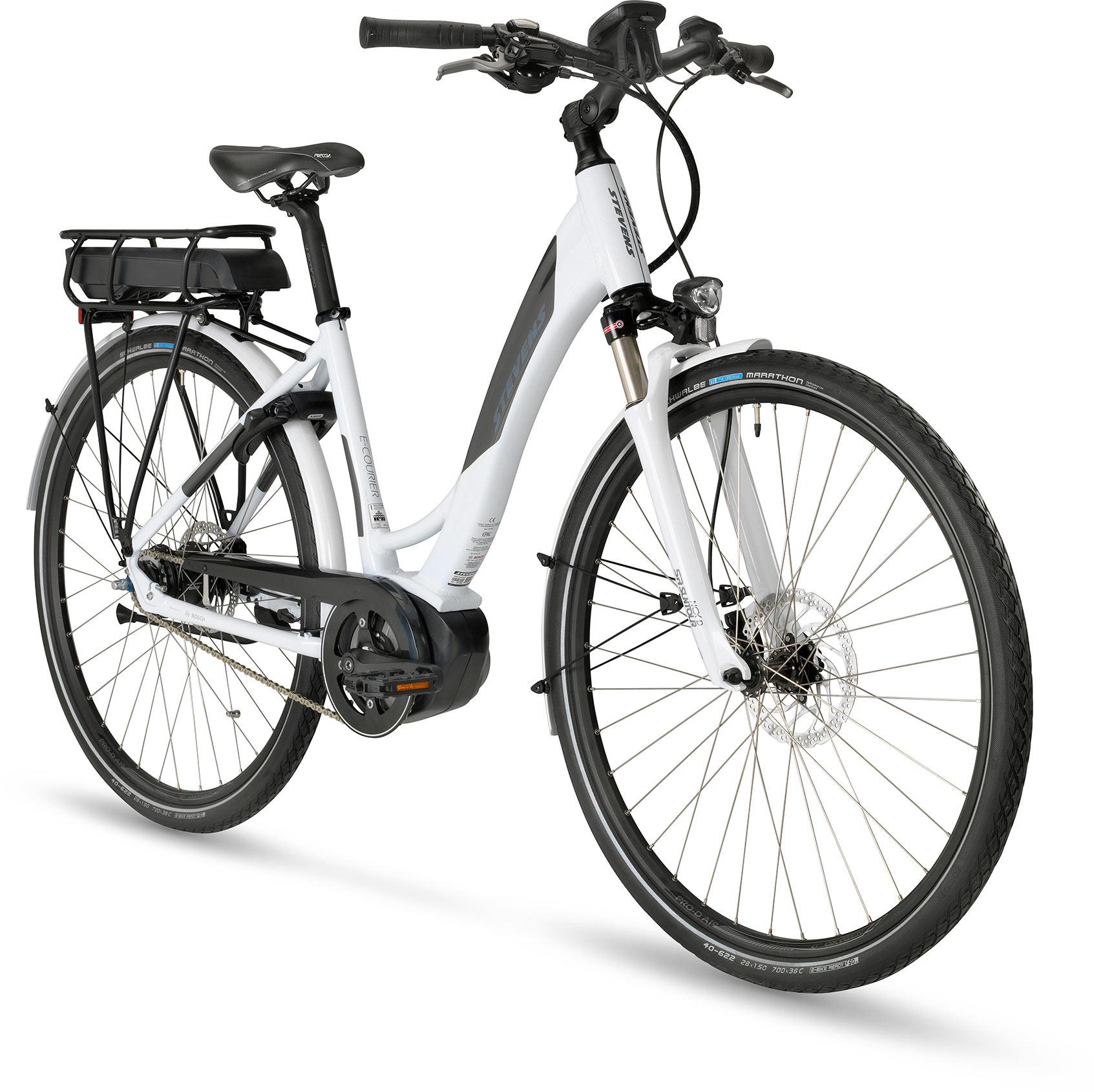 e courier forma stevens bikes 2018. Black Bedroom Furniture Sets. Home Design Ideas