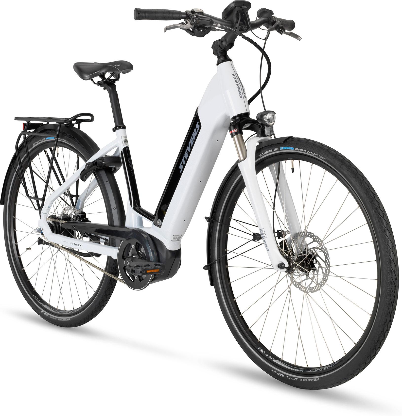 e courier pt5 forma stevens bikes 2018. Black Bedroom Furniture Sets. Home Design Ideas