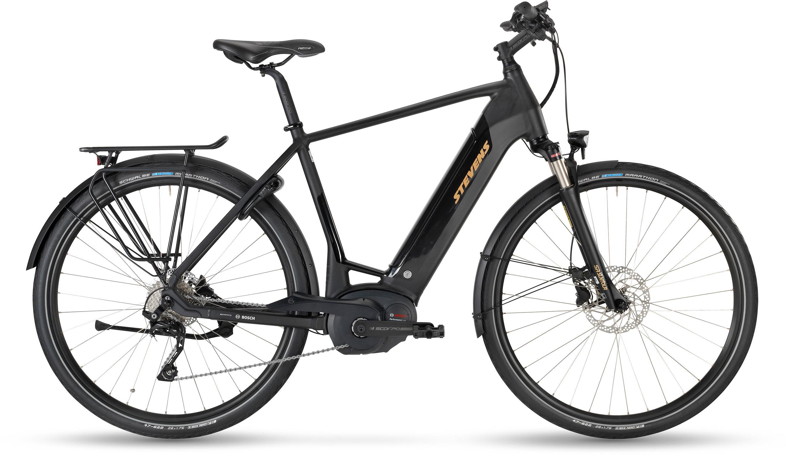 E-Lavena PT5 Gent - Stevens Bikes 2018