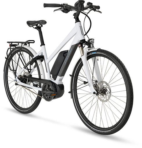 e courier lady stevens bikes 2018. Black Bedroom Furniture Sets. Home Design Ideas