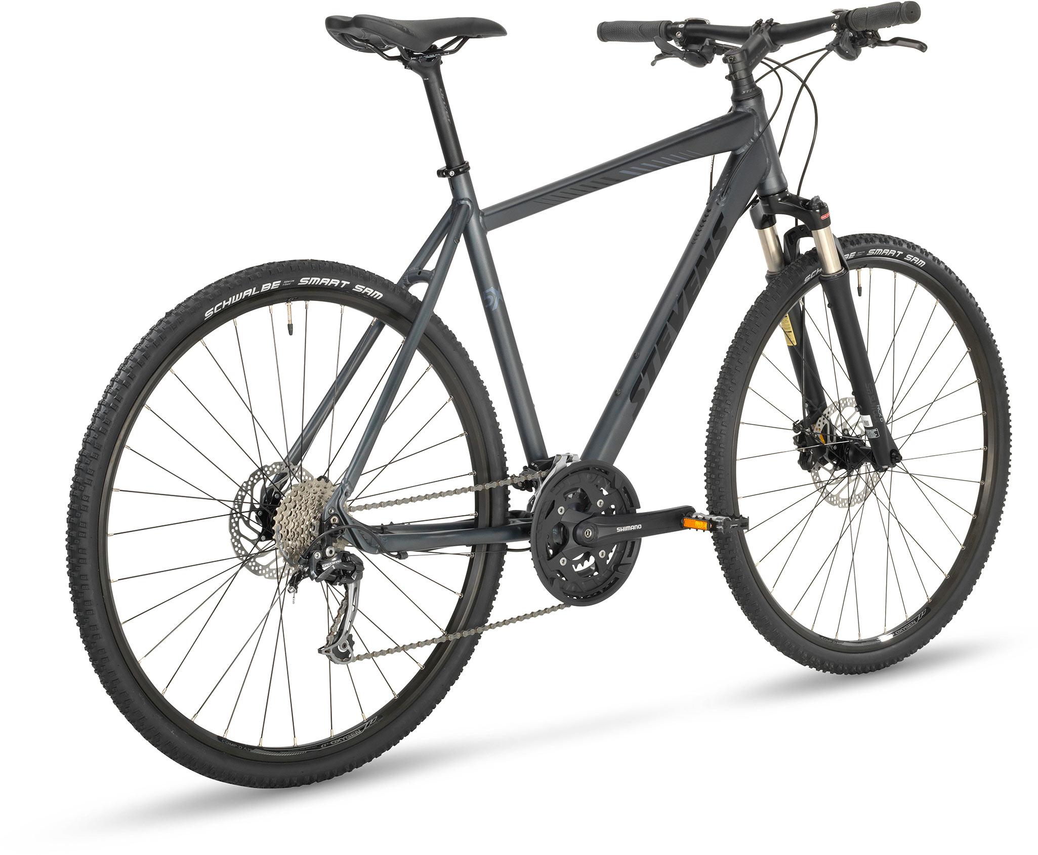 5x Gent Stevens Bikes 2019 Crank Shimano Alivio Touring 26 36 48 T
