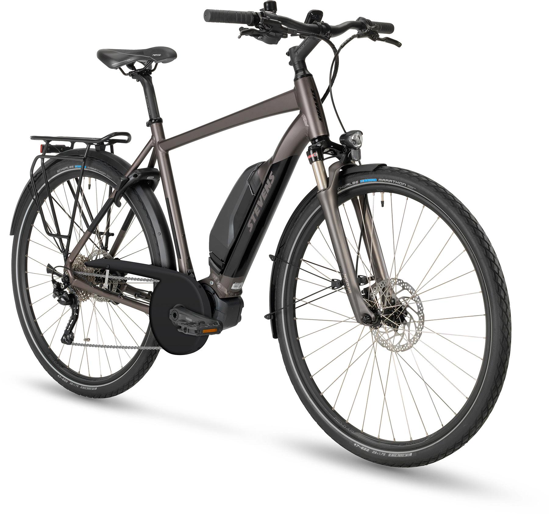E-Bormio Gent - Stevens Bikes 2019