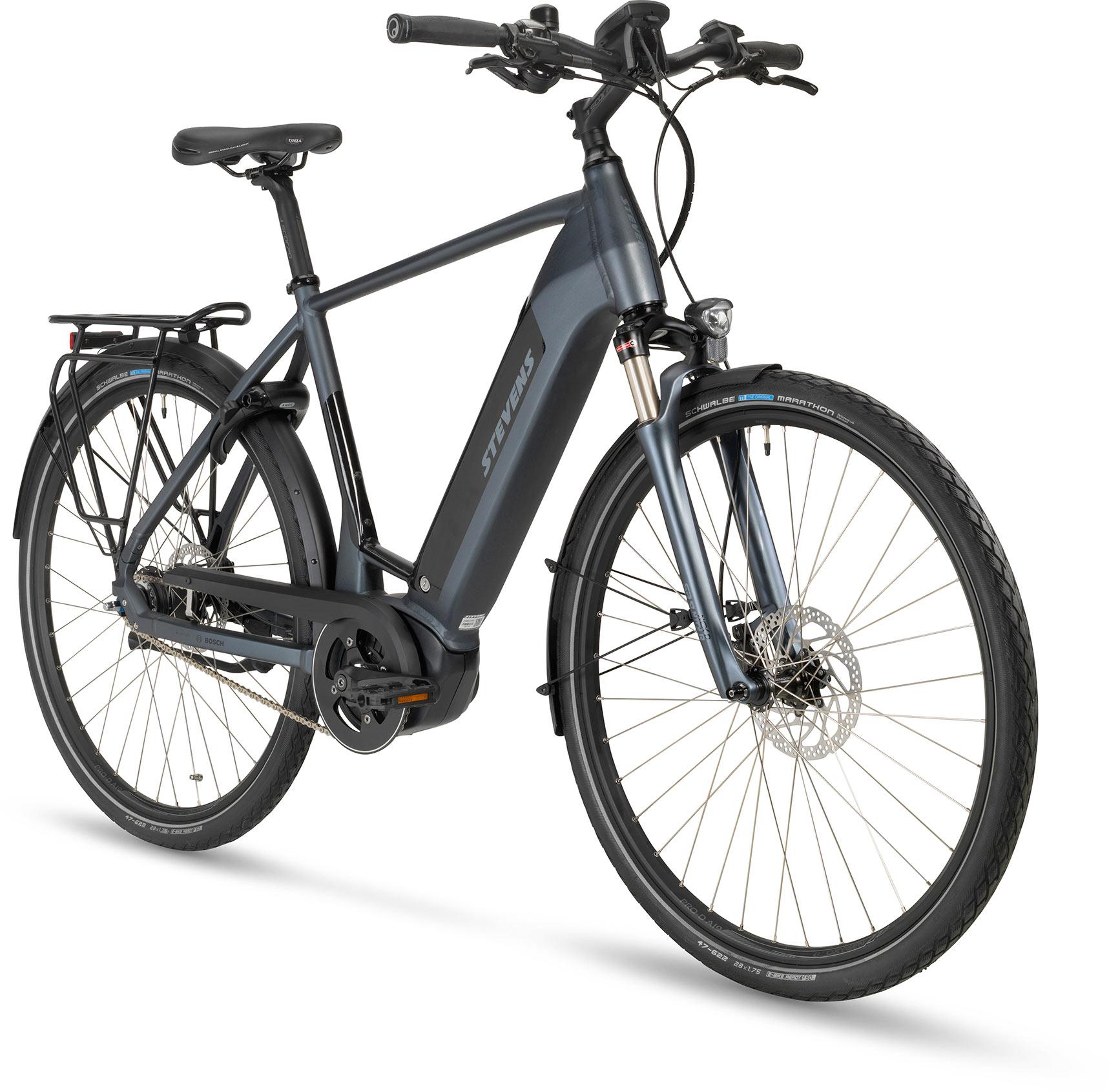 E-Courier PT5 Gent - Stevens Bikes 2019