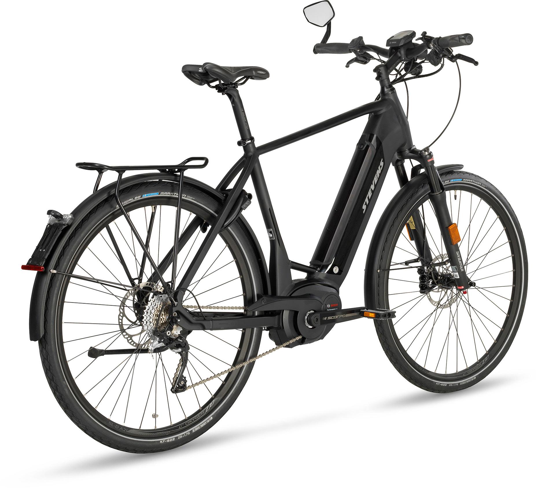 E Triton 45 Gent Stevens Bikes 2019