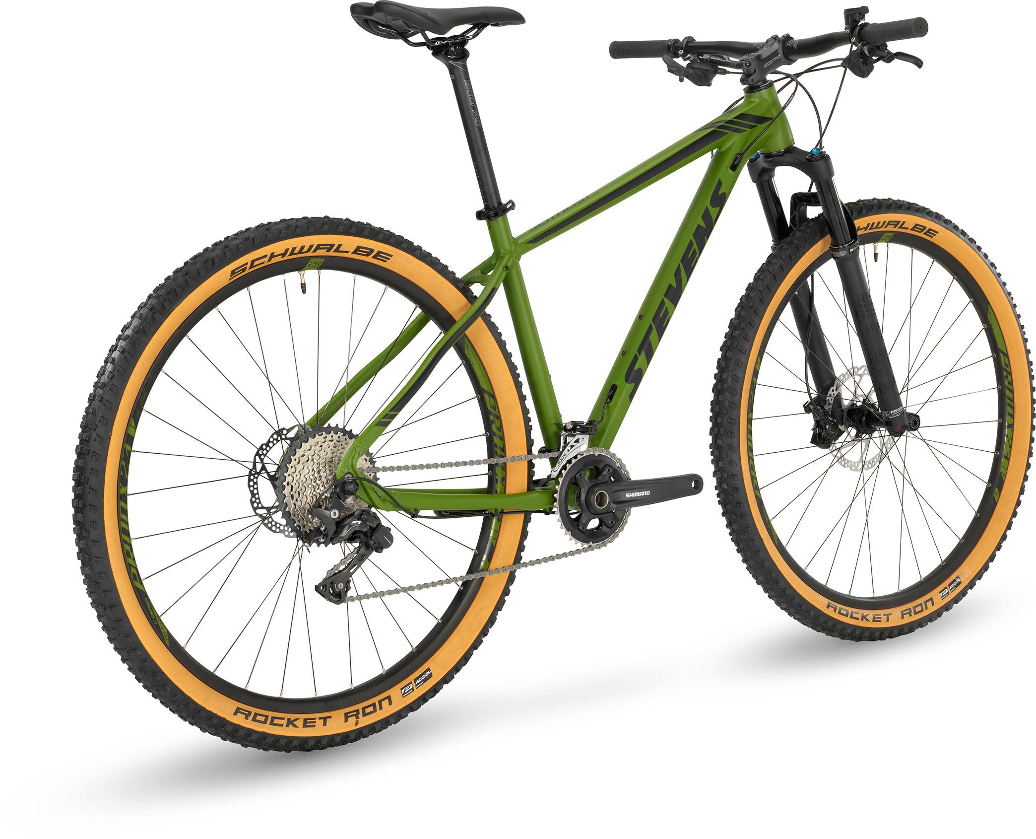 Sentiero Stevens Bikes 2019