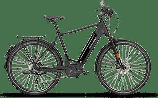 Magura Hydraulisch 27 Gang Deore XT sportliches Trekking-E-Bike GIANT Hybird